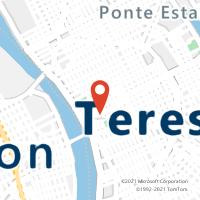 Mapa com localização da Agência AGF CIDADE DE TERESINA