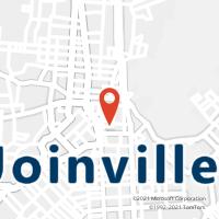 Mapa com localização da Agência AGF CORONEL FRANCISCO GOMES