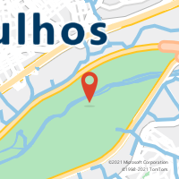 Mapa com localização da Agência AGF JARDIM DOS PIMENTAS
