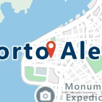 Mapa com localização da Agência AGF JOSE DO PATROCINIO