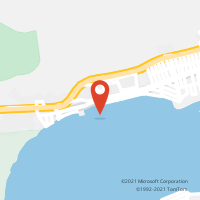 Mapa com localização da Agência AGF NOVA COROA GRANDE