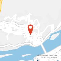 Mapa com localização da Agência AGF RIO DOCE