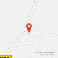 Mapa com localização da Loja CTTALDEIA DA PONTE