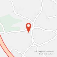 Mapa com localização da Loja CTTALHADAS DE BAIXO