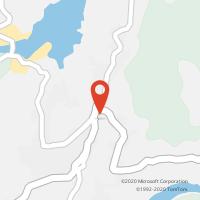 Mapa com localização da Loja CTTALPENDURADA