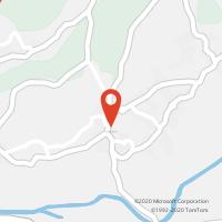 Mapa com localização da Loja CTTALQUERUBIM