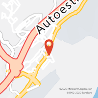 Mapa com localização da Loja CTTALVERCA