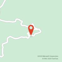 Mapa com localização da Loja CTTALVOCO DA SERRA