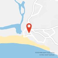 Mapa com localização da Loja CTTALVOR