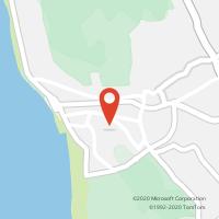 Mapa com localização da Loja CTTAPÚLIA (ESPOSENDE)