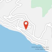 Mapa com localização da Loja CTTARCO DA CALHETA (Fechada)