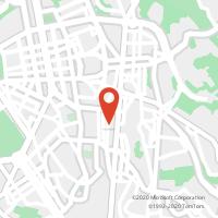 Mapa com localização da Loja CTTARROIOS (LISBOA)