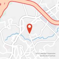 Mapa com localização da Loja CTTBELA (ERMESINDE)