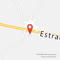 Mapa com localização da Loja CTTBERINGEL (BEJA)