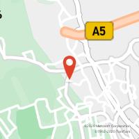 Mapa com localização da Loja CTTBIRRE (CASCAIS)