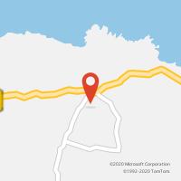 Mapa com localização da Loja CTTBISCOITOS