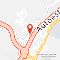 Mapa com localização da Loja CTTBOM SUCESSO