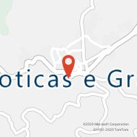 Mapa com localização da Loja CTTBOTICAS