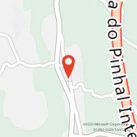 Mapa com localização da Loja CTTCABAÇOS