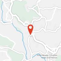 Mapa com localização da Loja CTTCABEÇAIS