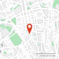 Mapa com localização da Loja CTTCacifo Atrium Saldanha