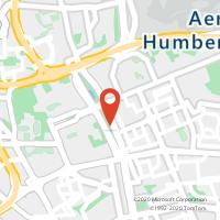 Mapa com localização da Loja CTTCampo Grande, Lisboa (FECHADO) (Fechada)