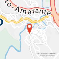 Mapa com localização da Loja CTTCAMPO (VALONGO)