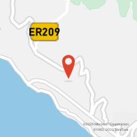 Mapa com localização da Loja CTTCANHAS