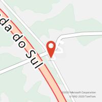 Mapa com localização da Loja CTTCANHESTROS (FERREIRA DO ALENTEJO)