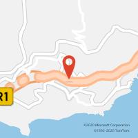 Mapa com localização da Loja CTTCANIÇO (SANTA CRUZ MADEIRA)