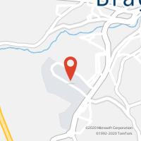 Mapa com localização da Loja CTTCANTARIAS ( BRAGANÇA )