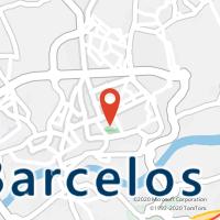 Mapa com localização da Loja CTTCAPUCHINHOS (BCL)