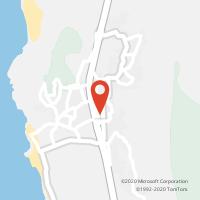 Mapa com localização da Loja CTTCARREÇO