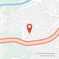 Mapa com localização da Loja CTTCARVALHAL DE BARCELOS