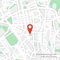 Mapa com localização da Loja CTTCASAL RIBEIRO (LISBOA)