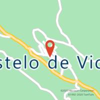 Mapa com localização da Loja CTTCASTELO DE VIDE