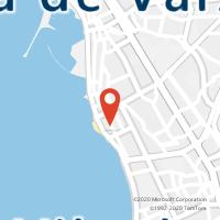 Mapa com localização da Loja CTTCAXINAS (VILA DO CONDE)