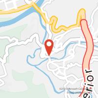 Mapa com localização da Loja CTTCEIRA