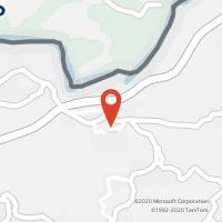 Mapa com localização da Loja CTTCEIVÃES