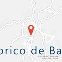 Mapa com localização da Loja CTTCELORICO DE BASTO