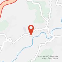 Mapa com localização da Loja CTTCÊTE