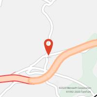 Mapa com localização da Loja CTTCHÃS DE TAVARES (MANGUALDE)