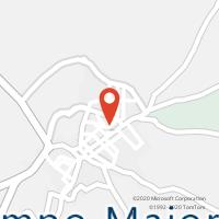 Mapa com localização da Loja CTTCOOPERATIVA HABITAÇÃO CAMPO MAIOR