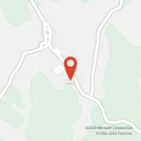 Mapa com localização da Loja CTTCORDINHÃ