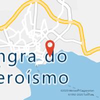 Mapa com localização da Loja CTTCÔRTE REAL (TERCEIRA)
