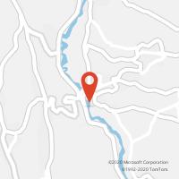 Mapa com localização da Loja CTTCORTES