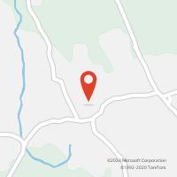Mapa com localização da Loja CTTCOVÕES