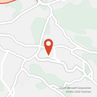 Mapa com localização da Loja CTTCRISTELO