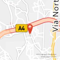 Mapa com localização da Loja CTTCUSTOIAS (MATOSINHOS)
