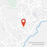 Mapa com localização da Loja CTTDELÃES